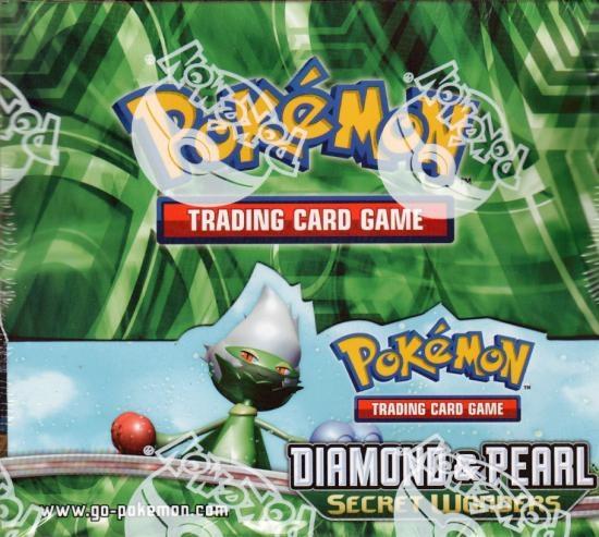 Diamond And Pearl: Secret Wonders Booster Box