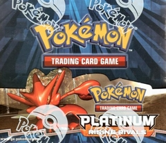Platinum: Rising Rivals Booster Box