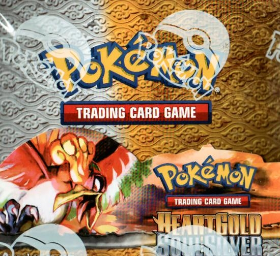 Heartgold And Soulsilver Booster Box