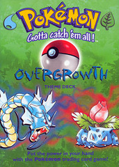 Pokemon Base Set Theme Deck: Overgrowth