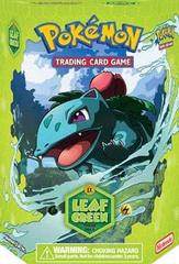 Pokemon EX: Fire Red And Leaf Green - Leaf Green Theme Deck