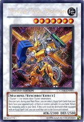 Power Tool Dragon - CT06-EN001 - Secret Rare - Limited Edition