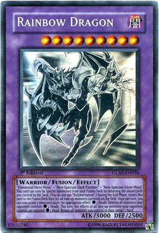 Yugioh Number 99 Elemental End Dragon