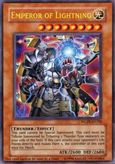 Emperor of Lightning - WCPS-EN702 - Ultra Rare - Limited Edition