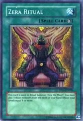 Zera Ritual - Secret Rare - PP01-EN010 - Secret Rare - Unlimited Edition