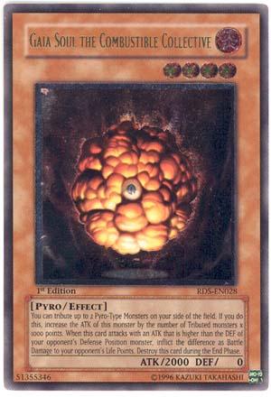 Thestalos RDS-EN021 NM Rise of the Firestorm Monarch Ultimate Rare