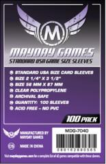Mayday Games - USA Game Size Sleeves 100 count