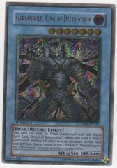 Garlandolf, King of Destruction - ABPF-EN039 - Ultimate Rare - 1st Edition