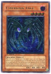 Cyberdark Edge - Ultimate - CDIP-EN002 - Ultimate Rare - 1st Edition on Channel Fireball