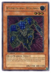 Rampaging Rhynos - CDIP-EN031 - Ultimate Rare - 1st Edition
