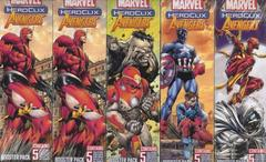 Heroclix Avengers Brick of 10 Packs