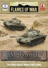 AISBX01: Magach x2