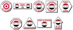 ATK02: United Arab Republic Token Set