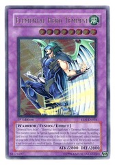 Elemental Hero Tempest - Ultimate - EEN-EN034 - Ultimate Rare - 1st
