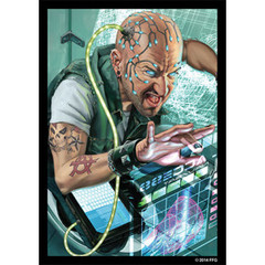 FFG Android: Netrunner Standard Card Art Sleeves - Inside Job (50ct)