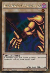 Right Arm of the Forbidden One - PGL2-EN024 - Gold Rare - 1st Edition