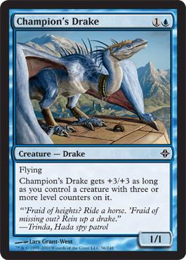 Champions Drake
