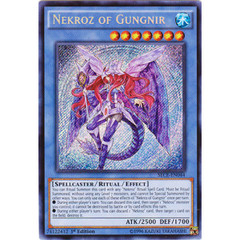 Nekroz of Gungnir - SECE-EN044 - Secret Rare - 1st Edition