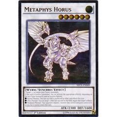 Metaphys Horus - SECE-EN049 - Ultimate Rare - 1st Edition on Channel Fireball
