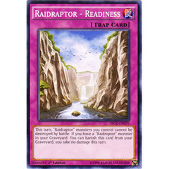 Raidraptor - Readiness - SECE-EN070 - Common - 1st Edition