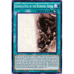 Good & Evil in the Burning Abyss - SECE-EN086 - Super Rare