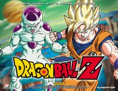 Heroes & Villians Dragon Ball Z Booster Pack