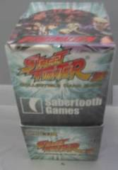 Street Fighter Domination Booster Box