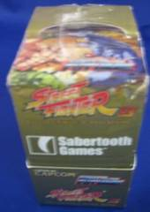 Street Fighter Fight for the Future Booster Box