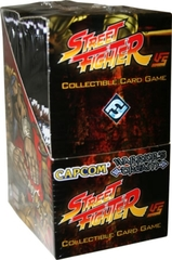 Street Fighter Warrior's Dream Booster Box