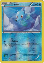 Horsea - 30/160 - Common - Reverse Holo