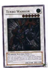 Turbo Warrior - CSOC-EN038 - Ultimate Rare - 1st Edition