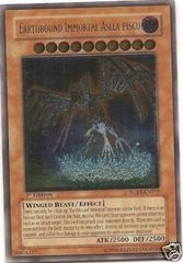 Earthbound Immortal Aslla Piscu - Ultimate - RGBT-EN019 - Ultimate Rare - 1st Edition on Channel Fireball