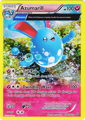 Azumarill - 104/160 - Holo Rare on Channel Fireball