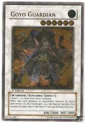 Goyo Guardian - Ultimate - TDGS-EN042 - Ultimate Rare - 1st Edition on Channel Fireball