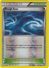 Rough Seas - 137/160 - Uncommon - Reverse Holo
