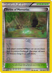 Shrine of Memories - 139/160 - Uncommon - Reverse Holo