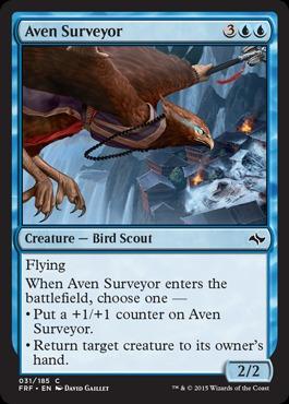 Aven Surveyor - Foil