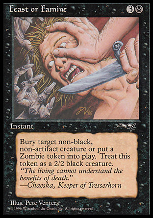 Feast or Famine (Knife)