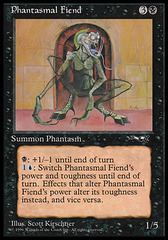 Phantasmal Fiend (Doorway)