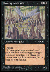 Swamp Mosquito (Brown Trees)