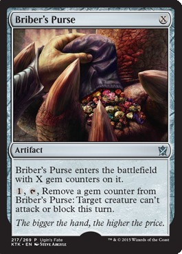 Briber's Purse (Ugin's Fate)