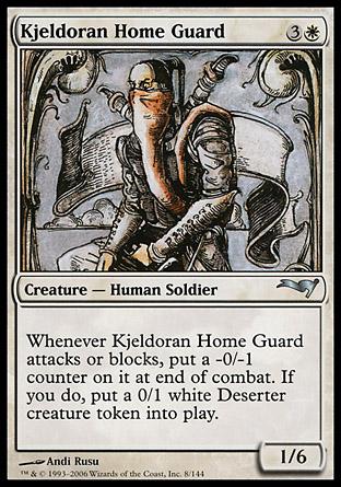 Kjeldoran Home Guard