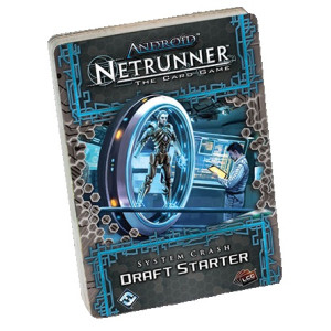 Android: Netrunner - System Crash Draft Starter