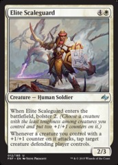 Elite Scaleguard - Foil