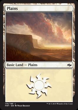 Plains (176/185) - Foil