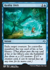 Reality Shift - Ugin's Fate Promo