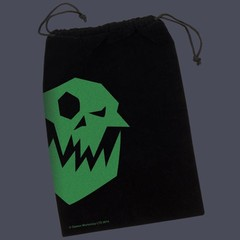Warhammer Dice Bag: Ork