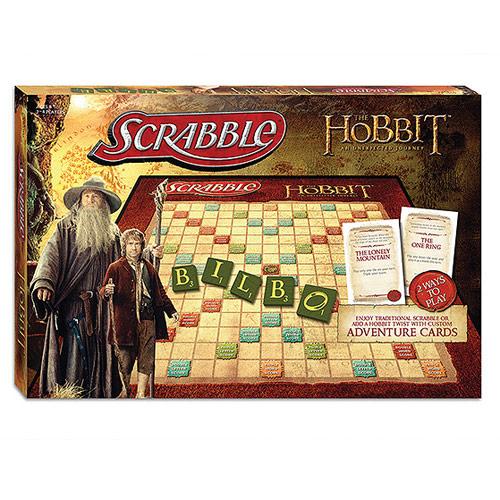 Scrabble Hobbit