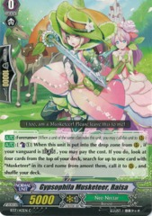 Gypsophila Musketeer, Raisa - BT17/143EN - C on Channel Fireball