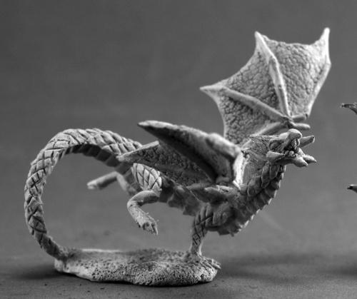 Swamp Dragon Hatchling